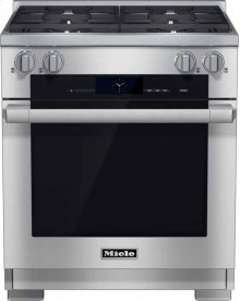 "HR 1924 DF 30"" Dual Fuel Range - DF LP"