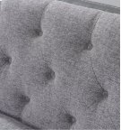 Emerald Home Patricia Loveseat W/4 Pillows Pewter U3290-01-03 Product Image