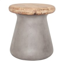 Earthstar Outdoor Stool