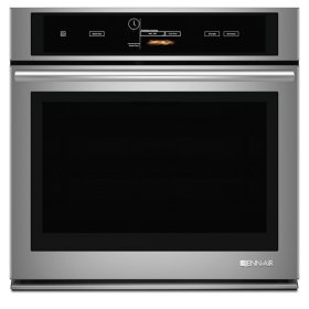 "Jenn-Air® 30"" Single Wall Oven with V2™ Vertical Dual-Fan Convection System, Euro-Style Stainless Handle"
