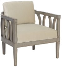 Ansley Chair in Smokey Grey (762) Product Image