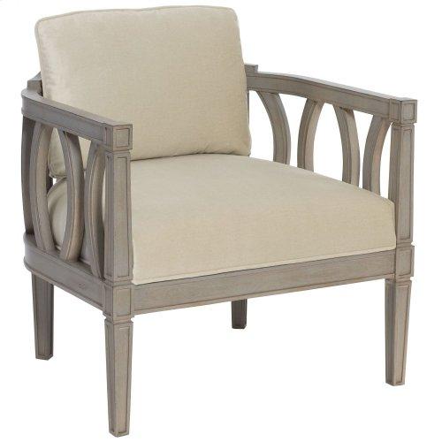 Ansley Chair in Smokey Grey (762)
