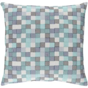 "Modular MUL-001 22"" x 22"" Pillow Shell with Down Insert"