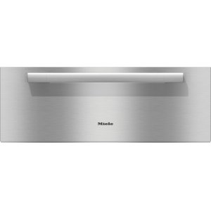 Miele30 inch warming drawer with 10 13/16 inch front panel height with the low temperature cooking function - much more than a warming drawer.