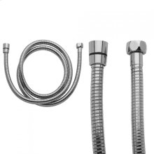 """79"""" Stretchable Stainless Steel Hose"""