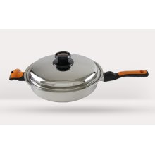 StacKEN 11.5 Inch Skillet with Cover