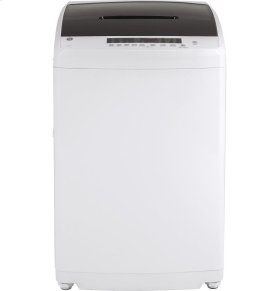 GE® Space-Saving 2.8 cu. ft. Capacity Portable Washer with Stainless Steel Basket