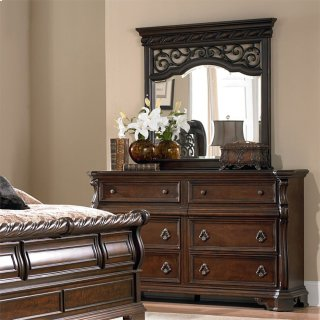 Highlands Dresser & Mirror