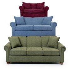 MCCLOUD COLL. Chair Sleeper