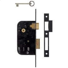Mortise lock - Privacy with key