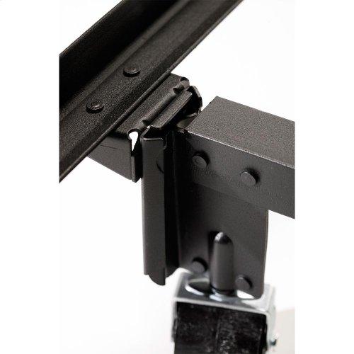 Steelock Bolt-On Headboard Footboard Bed Frame - King