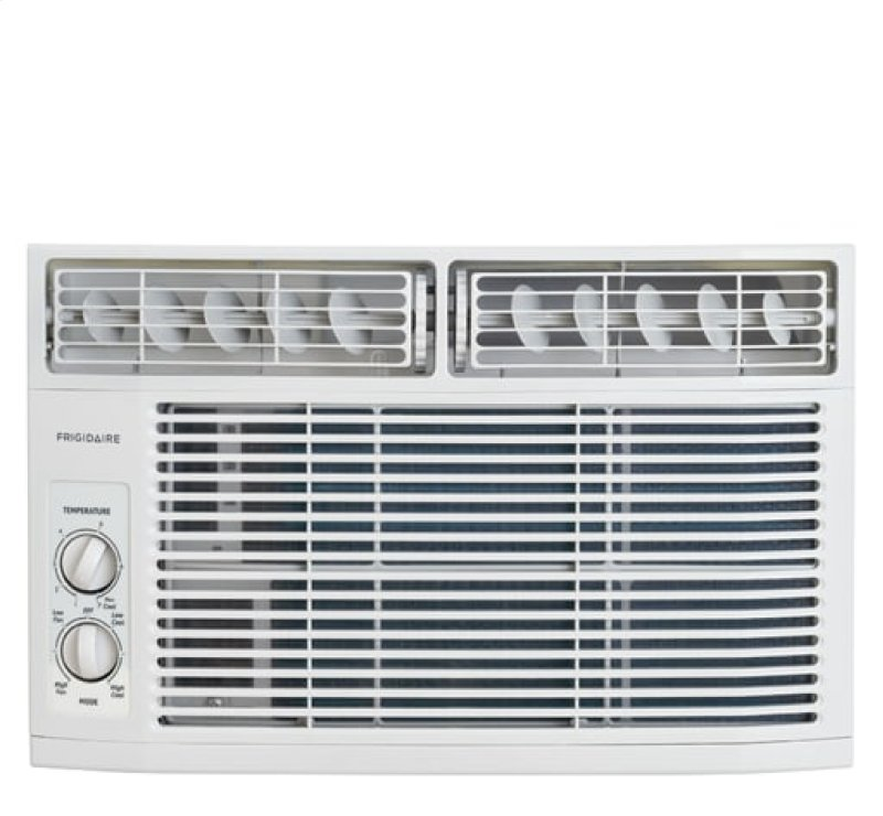 Frigidaire 6 000 Btu Window Mounted Room Air Conditioner