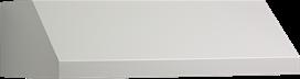 """9"""" Hood, White on White, Variable, 440 CFM"""