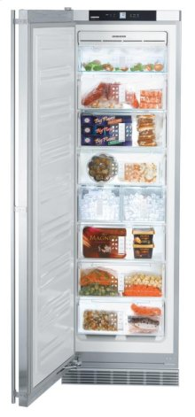 "24"" Freezer with decor panel"