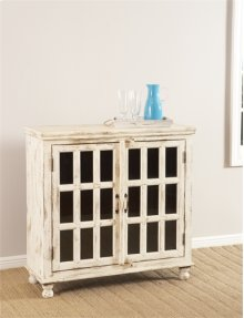 Two Door Sideboard- Weathered Beach