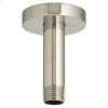 3 Inch Ceiling Mount Shower Arm - Polished Chrome