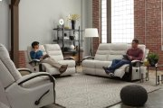 Reclining Gliding Loveseat Product Image