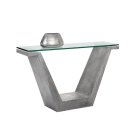 Jasper Console Table - Grey Product Image
