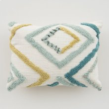 Reese Pillow - Teal