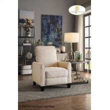 Push Back Recliner Beige