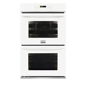 Gallery 27'' Double Electric Wall Oven - WHITE