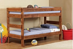 Saddlebrook Twin over Twin Bunk Bed