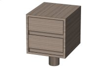Storage Drawers in Solid Wood