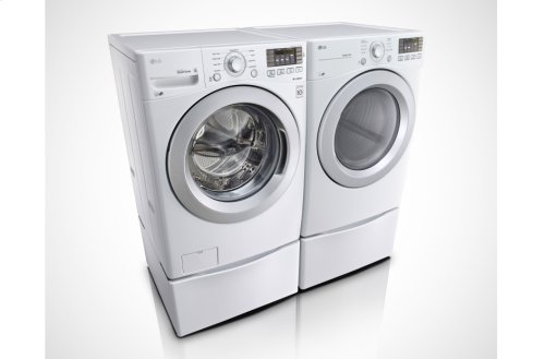 4.5 cu. ft. Ultra Large Capacity Front Load Washer with ColdWash Technology