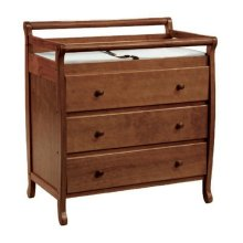 3-Drawer Changer (Pecan)