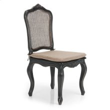 Bella Sandralena D ining Chair Black 2-Pack