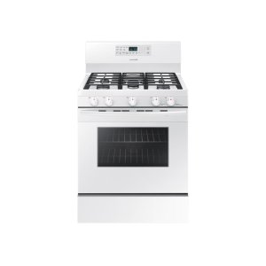 SAMSUNG5.8 cu. ft. Freestanding Gas Range with Convection