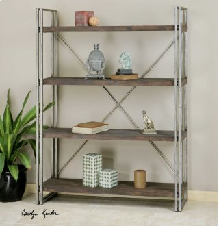 Greeley, Etagere