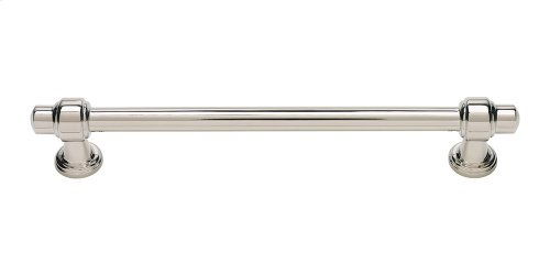 Bronte Pull 6 5/16 Inch (c-c) - Polished Nickel