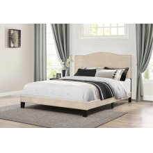 Kiley Bed In Once - King - Linen