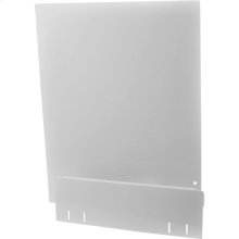 Dishwasher Side Panel Kit - White