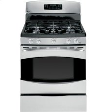 GE Profile™ Series Free-Standing Self-Clean Gas Range