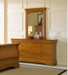 Louis Philippe Portrait Mirror Product Image