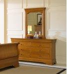 Louis Philippe Portrait Mirror Product Image