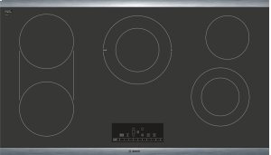 """800 Series 36"""" Electric Cooktop Product Image"""