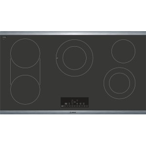 "Bosch800 Series 36"" Electric Cooktop"