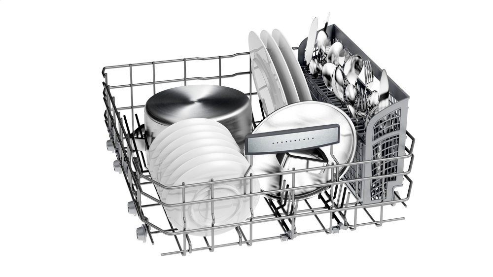 SHVM88Z73N Bosch Dishwasher 24'' STAINLESS STEEL - Metro