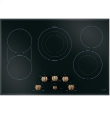 "Café 30"" Built-In Knob Control Electric Cooktop"