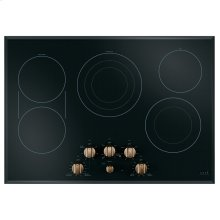 "Café 30"" Built-In Knob Control Electric Cooktop"