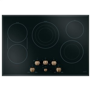 "Cafe30"" Built-In Knob Control Electric Cooktop"