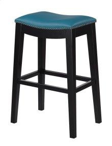 """Emerald Home Briar 30"""" Bar Stool Teal Blue D107-30-04"""