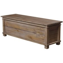 Settler Blanket Chest-sundried Ash