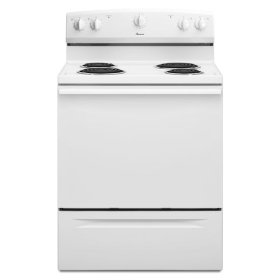 Amana® 30-inch Amana® Electric Range - White