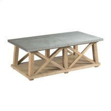 Truss Cocktail Table