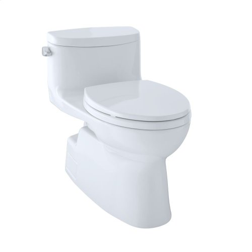 Carolina® II One-Piece Toilet, Elongated Bowl - 1.28 GPF - Cotton