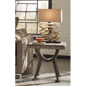 Hillsdale FurniturePaddock End Table - Ctn B - Base Only